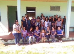 Comunidade do Campo da Pedra participa de oficina promovida pela Secretaria de Assistência