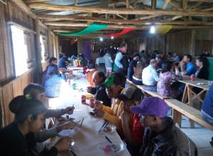 Comunidade de Rincão do Pinheiro realiza almoço festivo em homenagem aos festejos da pátria e farroupilha