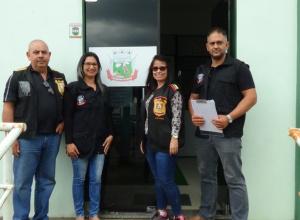 Vigilância Sanitária realiza inspeção em estabelecimentos comerciais de Dilermando de Aguiar