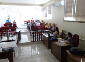 Equipe do PMAQ recebe curso de atendimento antirrábico humano